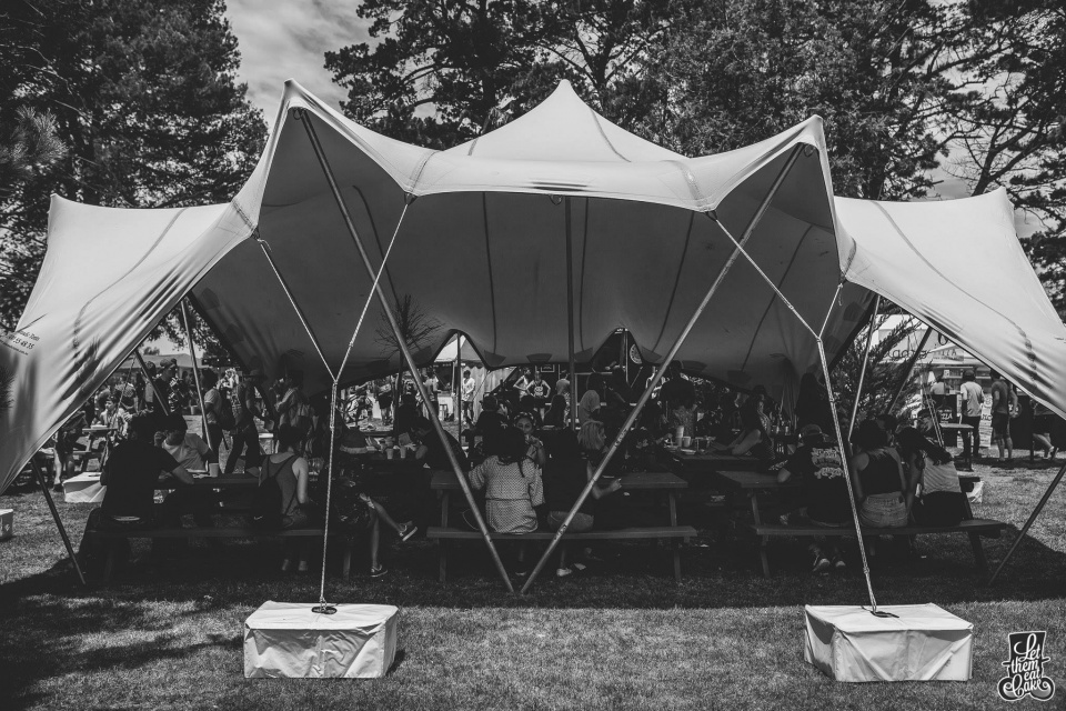 Stretch tent marquee melbourne & Photo Gallery | Temple Tents